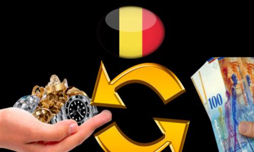 vendre son or en belgique